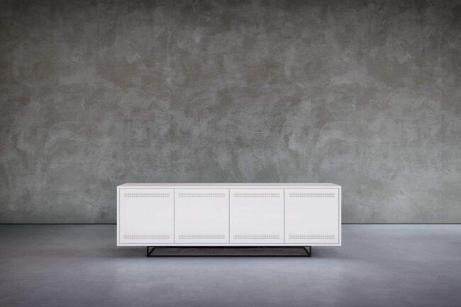 3D visualisatie van een kast